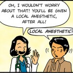 Local Anesthetic or Imported one?