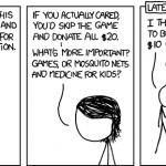 [xkcd] Charity