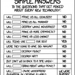 Simples Answers about New Technologies